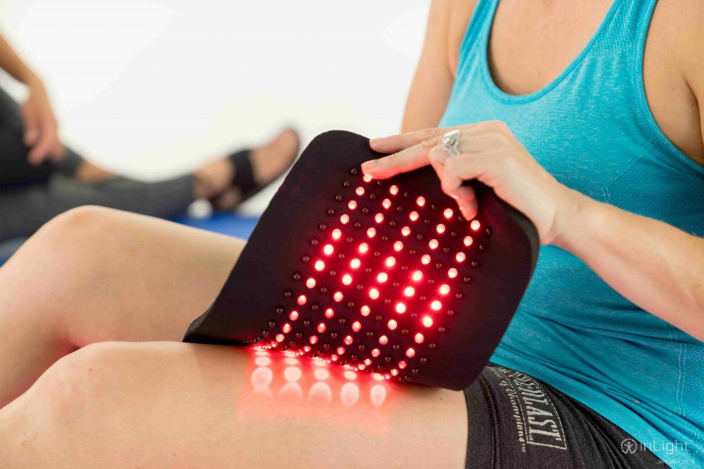 mental and physical benefits of LED light therapy